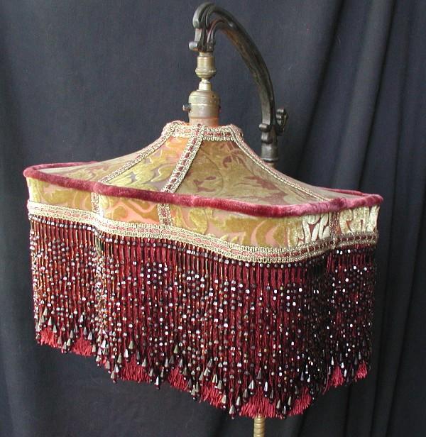 Victorian bridge lamp shades aloadofball Gallery