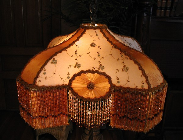 Victorian Lampshades Custom Made