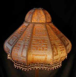 Turban Lamp Shade
